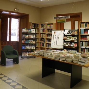 Biblioteca Pública Sánchez Díaz