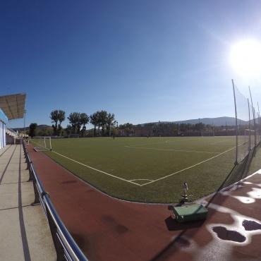 """Campo Municipal de Fútbol """"San Francisco"""""""