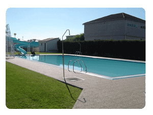 Las piscinas descubiertas no abrirán este verano como medida de precaución frente al coronavirus