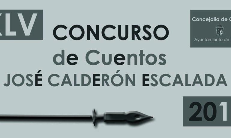 Convocadas las LIII Justas Literarias y el XLV Concurso de Cuentos José Calderón Escalada