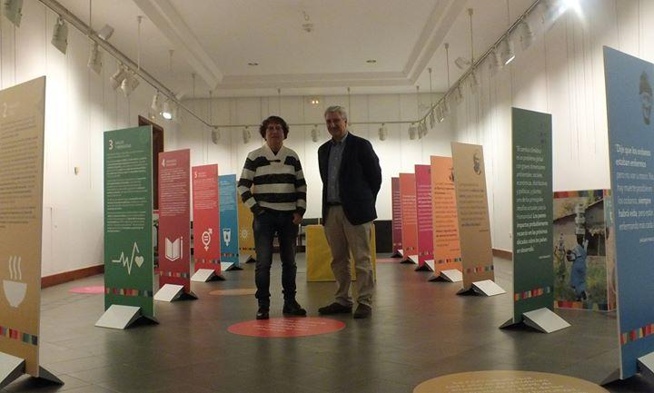 Amycos aborda en Reinosa los objetivos de desarrollo sostenible con un ciclo de cine documental y una exposición