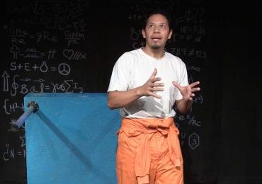 """El reinosano Richard Zubelzu presenta este domingo en el Teatro Principal el documental """"Teatro, ¿off?"""""""