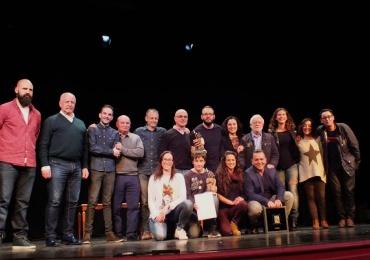 Teatro Contraste gana el Certamen Nacional de Teatro para Aficionados de Reinosa