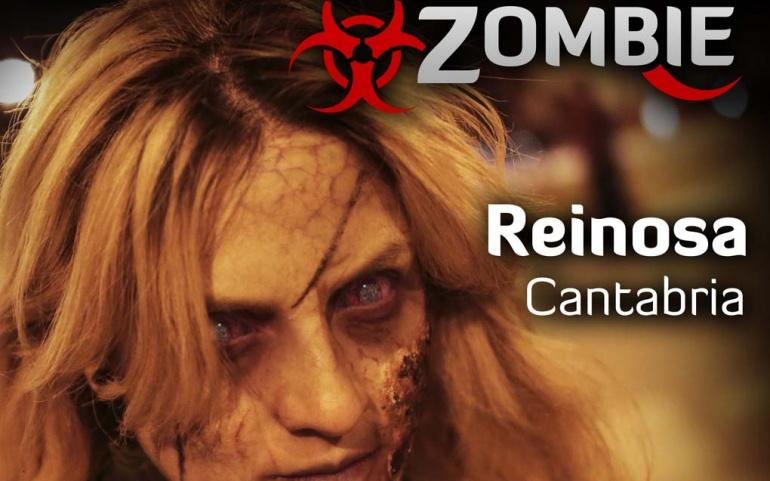 La Survival Zombie recalará en Reinosa en el mes de julio