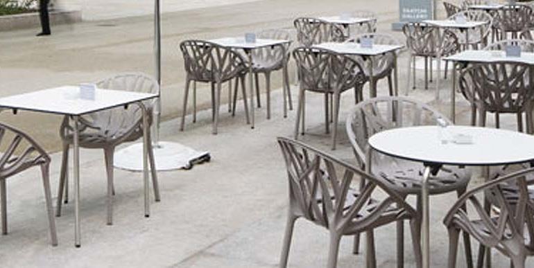 Reducción en la tasa de terrazas si se abona antes del 5 de mayo