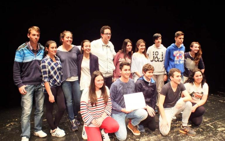 Clausura de la XXX Muestra Escolar de Teatro