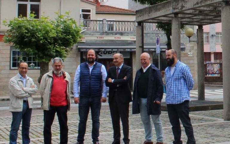 Presentado el proyecto de urbanización de la Plaza de la Constitución