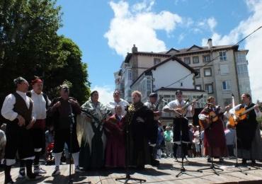 La programación festiva de Santiago emerge en el calendario estival reinosano