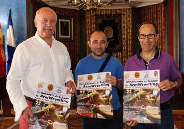 Reinosa acoge el sábado el Campeonato de España de Lucha de Brazos