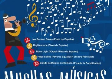 Los Boozan Dukes inauguran este viernes el ciclo Muchas Músicas