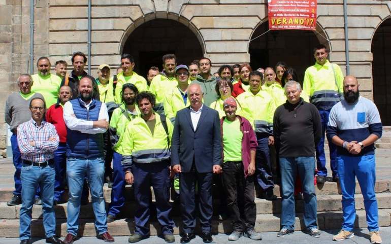 El Ayuntamiento de Reinosa contrata a 31 personas desempleadas
