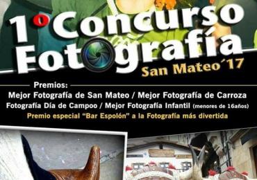 I Concurso Fotográfico Ferias y Fiestas de San Mateo
