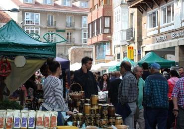 La Feria del Comercio y la Artesanía atrae un año más a numeroso público