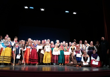 Celebrado el Certamen Folclórico de San Mateo