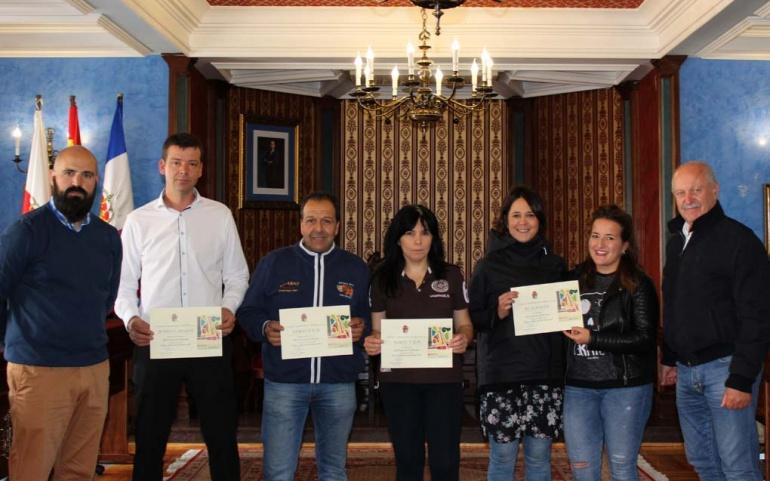 El Almacén y Norte y Sur se hacen con los primeros premios del Concurso de Pinchos de San Mateo