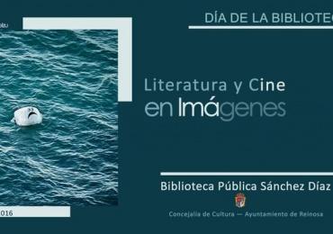 La Biblioteca Sánchez Díaz vuelve a convocar el Concurso Literatura y Cine en Imágenes