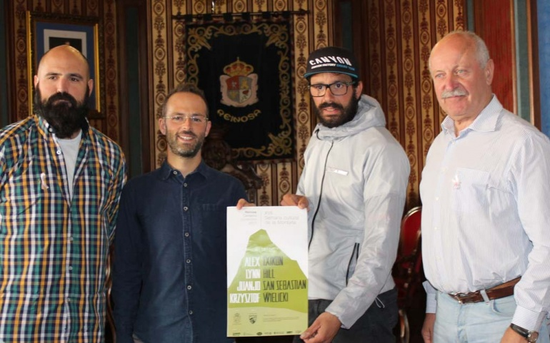 Lynn Hill, Krzysztof Wielicki, Alex Txikon y Juanjo San Sebastián intervendrán en la Semana de Montaña