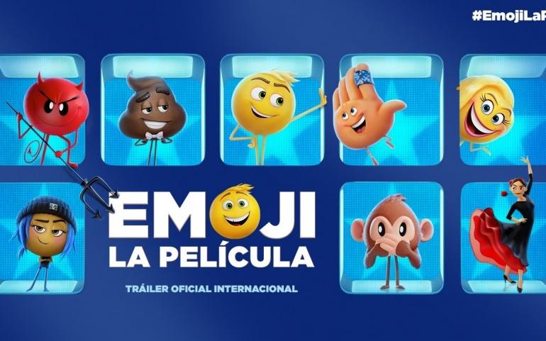 Cine Infantil: Emoji. La Película.