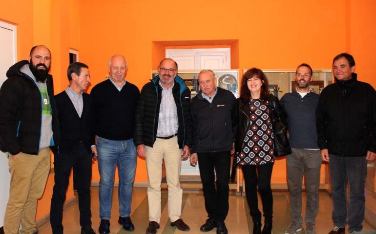 Krzysztof Wielicki clausuró la Semana Cultural de Montaña