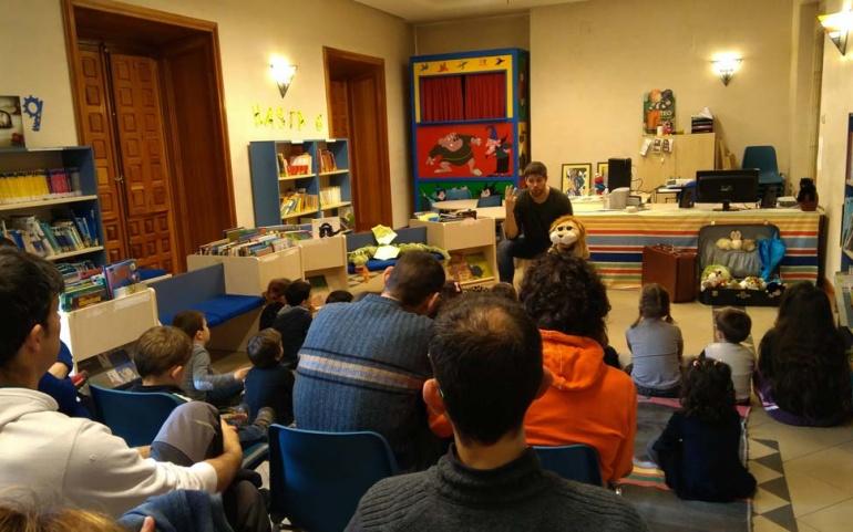 La Campaña de Animación a la Lectura María Moliner premia a la Biblioteca Sánchez Díaz