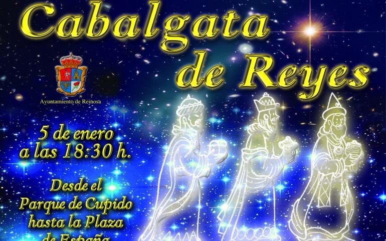 Los Reyes Magos no faltarán este viernes a su cita con los niños reinosanos
