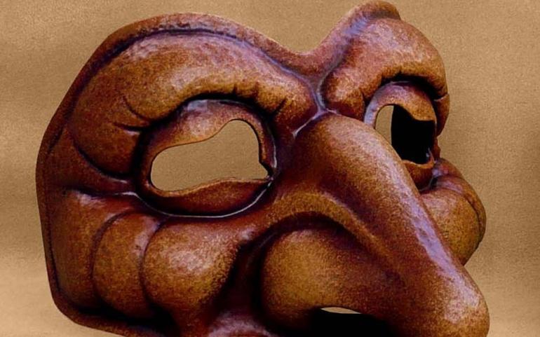 Organizado un taller teórico-práctico sobre la máscara