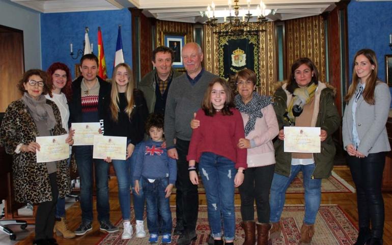 Maderas Manolo gana el Concurso de Escaparates organizado por el Ayuntamiento de Reinosa