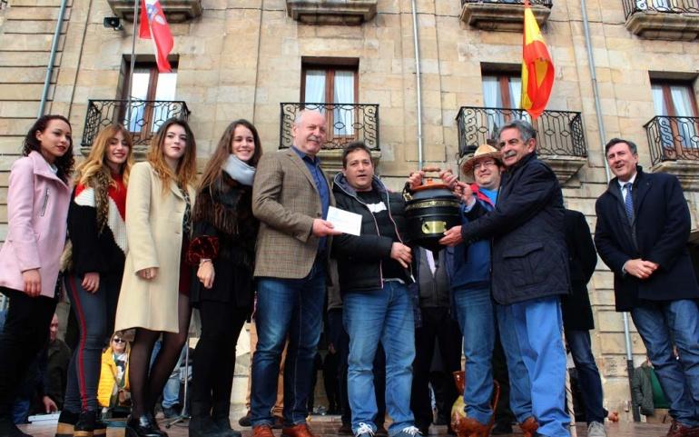 Douglas Javier Terán gana el XXVI Concurso de Ollas Ferroviarias de San Sebastián