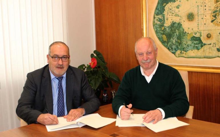 El Ayuntamiento de Reinosa y Sidenor Forgings & Castings firman un convenio de colaboración