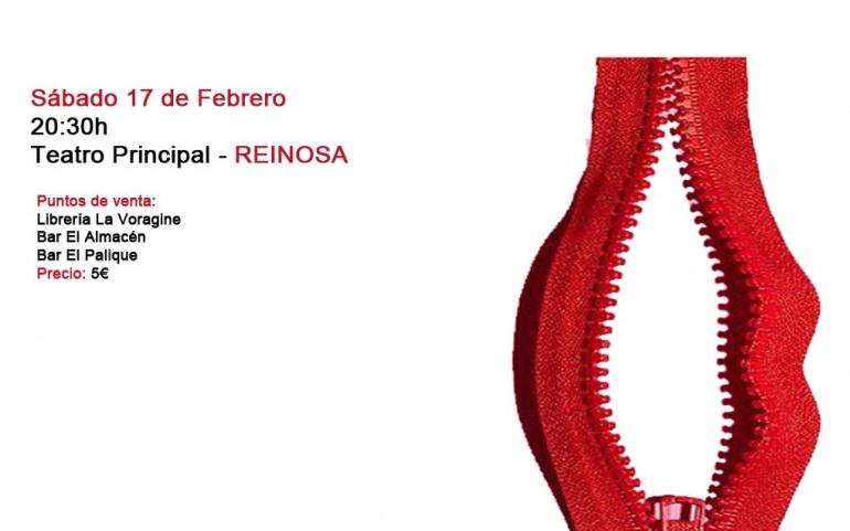 """El Teatro Principal acoge este sábado la representación de la obra """"Monólogos de la Vagina"""""""