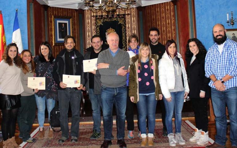 Entregados los premios del Concurso de Disfraces de establecimientos hosteleros