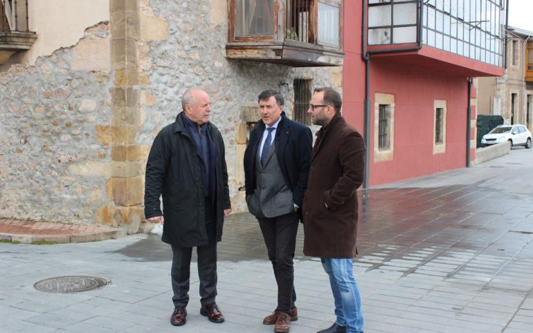 El consejero de Cultura y el Ayuntamiento llegan a un principio de acuerdo para rehabilitar la Casuca Ascensión