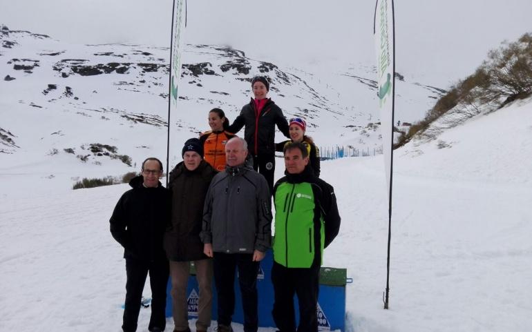 Joan Freixa y Alba Xandri ganan el Triatlón Blanco de Reinosa