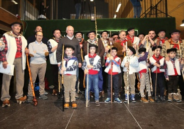 La Ronda Midiaju gana el Concurso de Marzas del Ayuntamiento de Reinosa