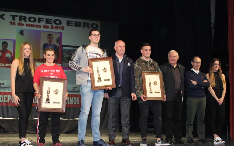David Jorrín gana el Trofeo Ebro al Mejor Deportista Campurriano