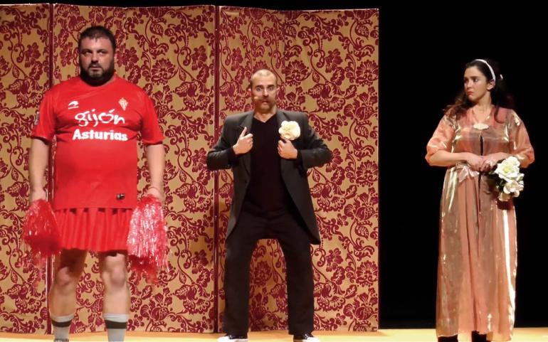 """La campaña """"El Cole al Teatro"""" llega a Reinosa"""
