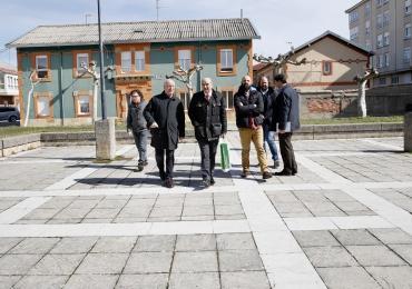 El Gobierno y el Ayuntamiento de Reinosa invertirán más de 700.000 euros en la regeneración urbana del municipio