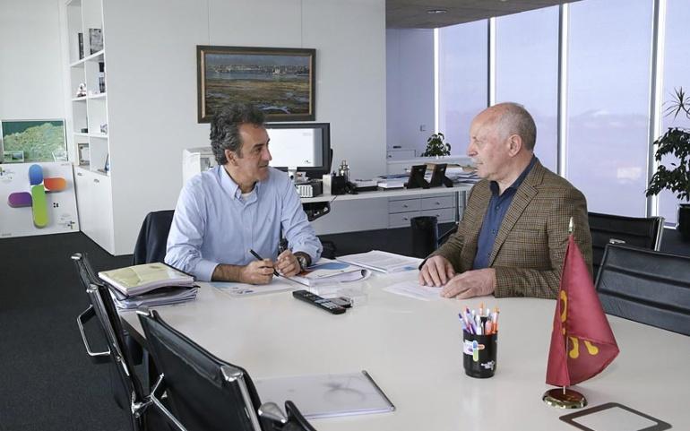 El Gobierno de Cantabria y el Ayuntamiento de Reinosa insistirán al SEPES para convocar una reunión que potencie el polígono industrial de La Vega
