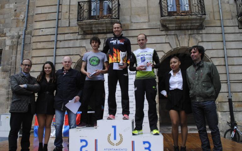 Rubén Barrio gana el XXIII Duatlón Ciudad de Reinosa