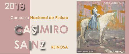 CONCURSO NACIONAL DE PINTURA CASIMIRO SAINZ