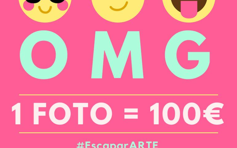 Participa en el concurso de fotos #EscaparARTE