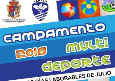 El Ayuntamiento organiza un Campamento Multideporte para este verano