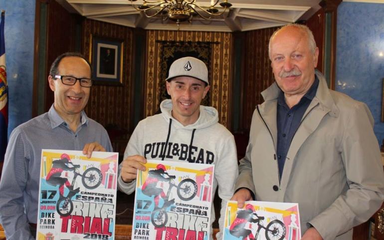 Vuelve a Reinosa el Campeonato de España de Bike Trial