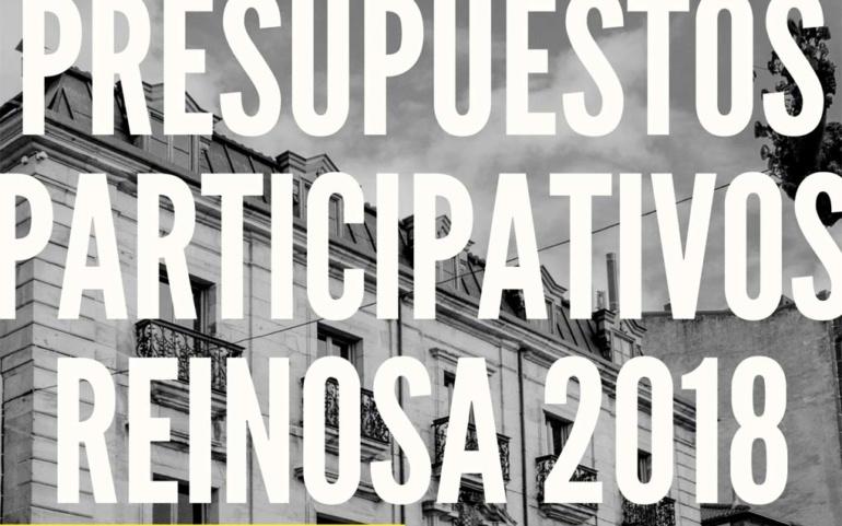 Arranca la fase de presentación de propuestas de los Presupuestos Participativos 2018