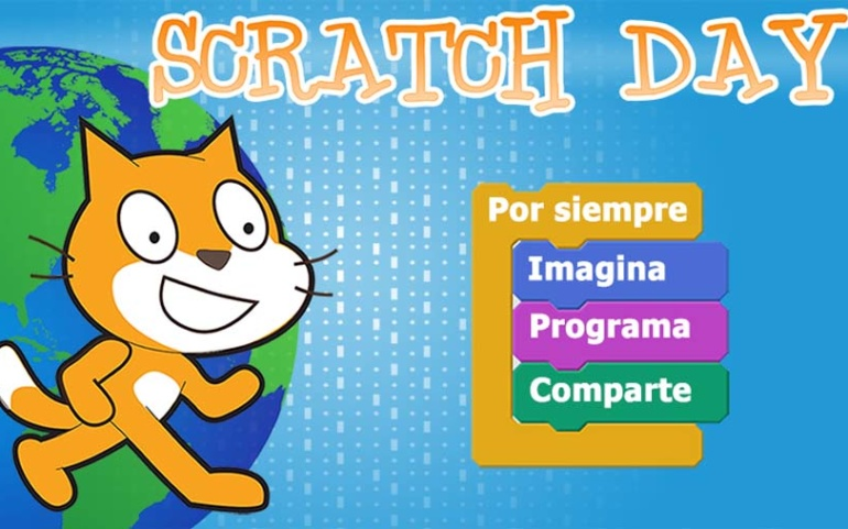 Abierto el plazo de inscripción en un Curso de Iniciación en la Programación Scratch