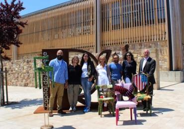 El Ayuntamiento de Reinosa y Galería Vertical inauguran hoy una nueva edición de EscaparARTE