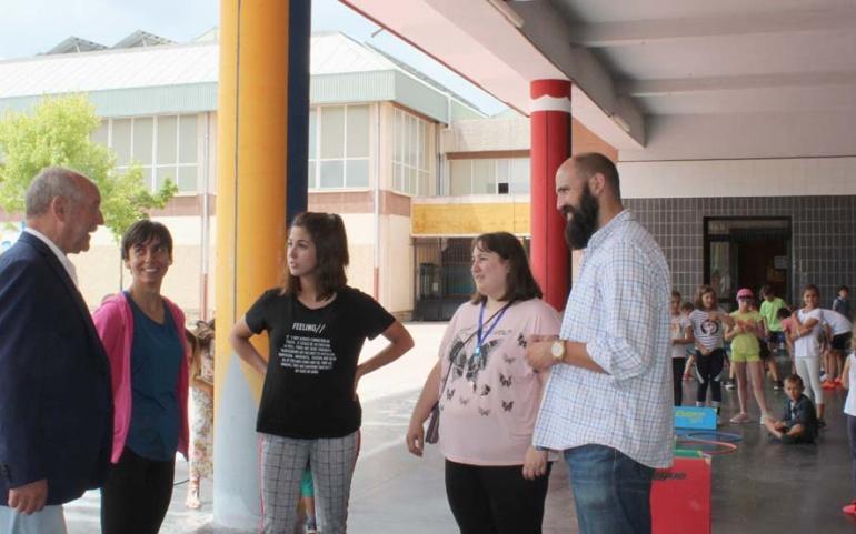 El Ayuntamiento amplia la celebración del campus bilingüe para niños hasta finales de agosto