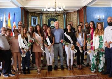 Estrella Higuera, elegida Reina de las Fiestas de San Mateo 2018