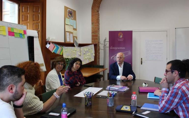 La Lanzadera de Empleo y Emprendimiento Solidario organiza un encuentro con emprendedores