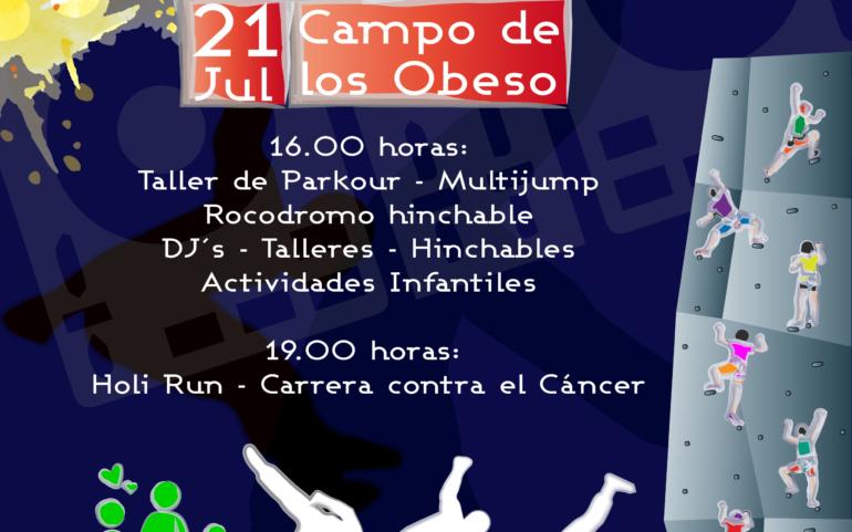 El Día de la Juventud se celebrará el 21 de julio